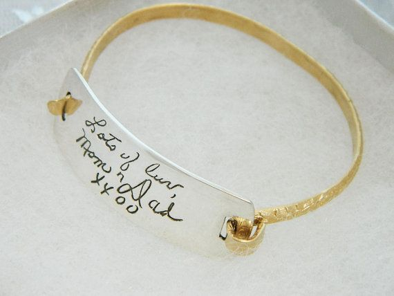 Gorgeous Handwritten Jewelry Is Perfect Gift For Holidays