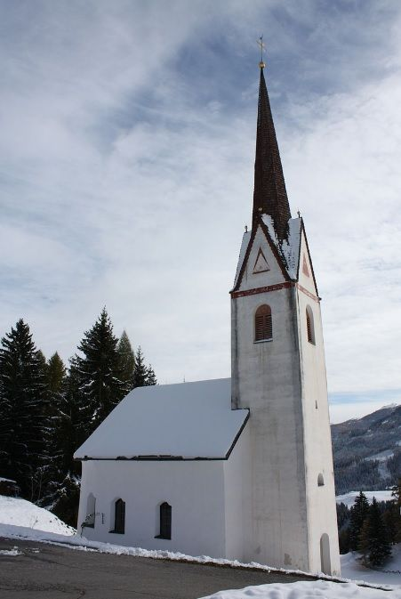 Untertilliach-Eggen, Kapelle zur Unbefleckten Empfängnis (Lienz) Tirol AUT