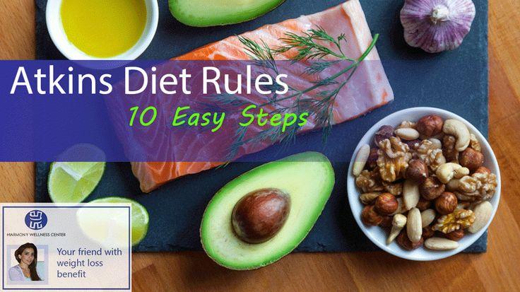Atkins Diet Rules