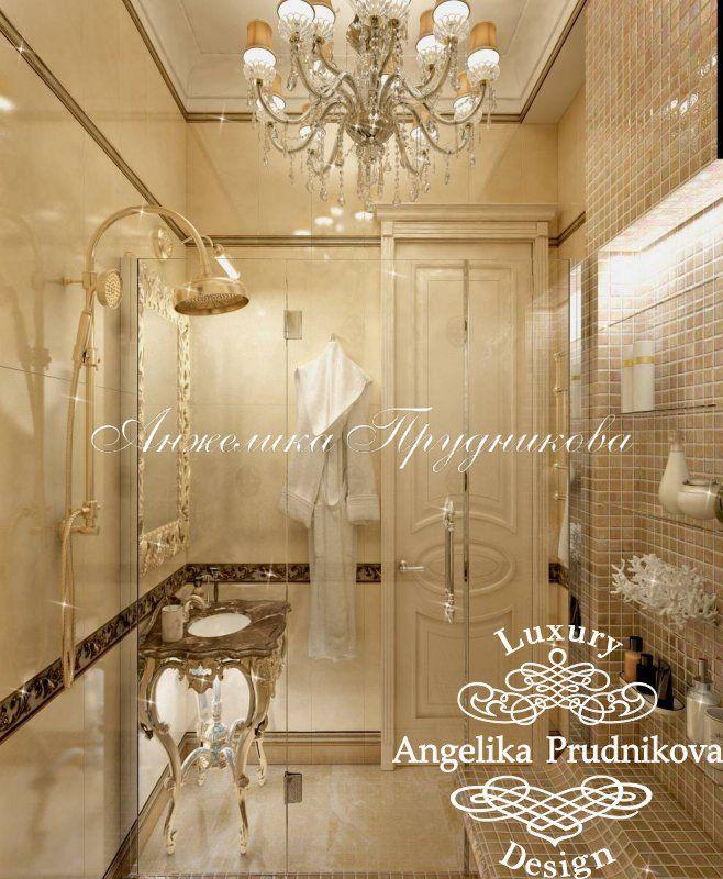 Дизайн квартиры в классическом стиле - Садово-Спасская - фото
