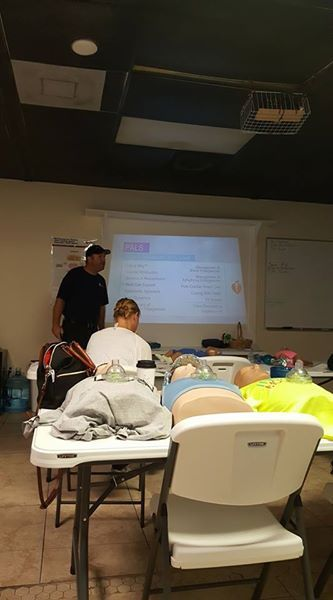 Administration Of Proper CPR Procedures On Victims In Louisville