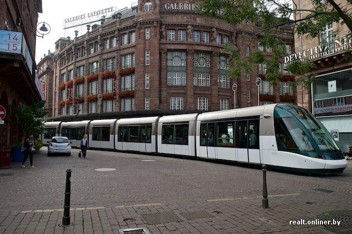 В столице Европы: Страсбург, самый немецкий город Франции