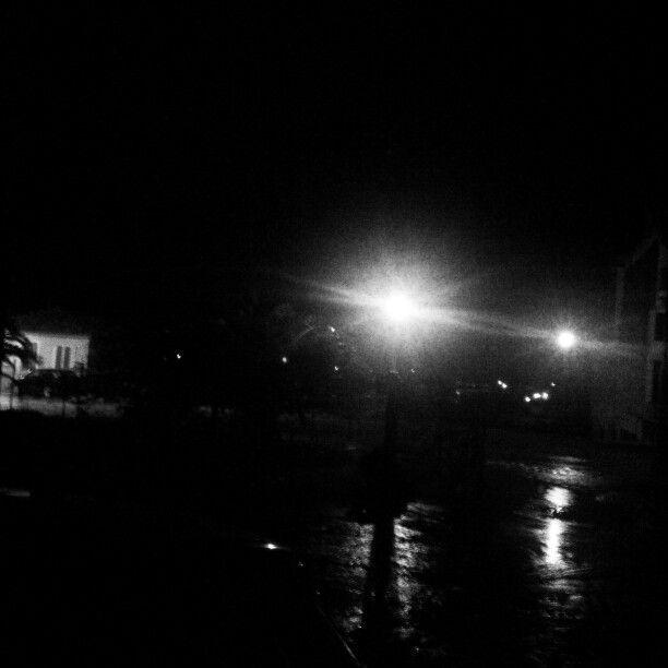 Rainny night