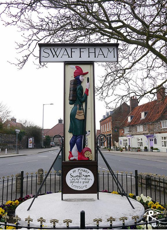 The old historic market town of Swaffham, in Norfolk, England was brought to fame a few years back as the fictional town of Market Shipborough in the British TV series Kingdom, starring Stephen Fry…