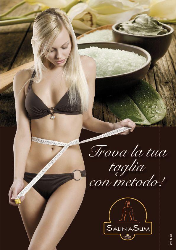 Se sogni un corpo snello e sodo ed un tessuto liscio ed omogeneo Salina Slim è la soluzione che fa per te!