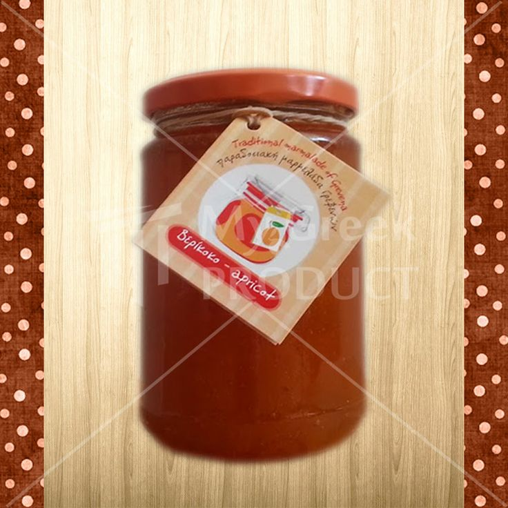 """Apricot Marmalade 400g.  Apricot Marmalade 400g. """"Idygefston""""  from Grevena.  Ingredients Appicon, sugar, water Pindou, lemon juice.  A small spoonful floods with taste the palate.... http://mygreekproduct.com/index.php?id_product=196&controller=product&id_lang=1"""