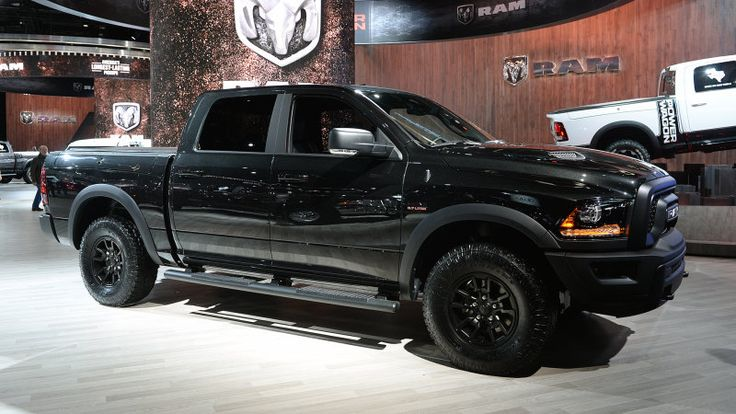 Ram offers Rebel 1500 Black in any color you want but especially black - Autoblog