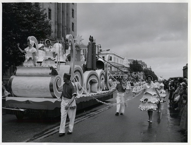 1960 Adelaide Christmas Pageant