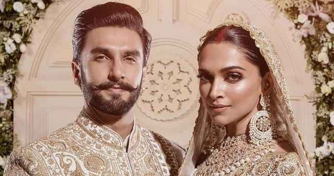 A Grand Floral Set Up Multi Cuisine Menu Old Bollywood Melodies And An Ever Smiling Couple Newly Wed Actors Deepika Deepika Padukone Ranveer Singh Bollywood
