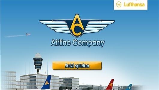 Lufthansa sponsorem gry komputerowej.