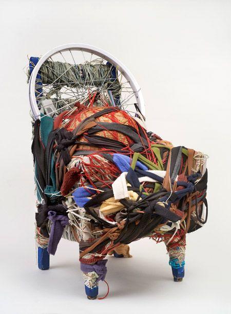 Judith Scott, Untitled, 2004. Courtesy of Creative Growth Art Center, Oakland