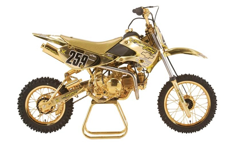 Here Is A Cool Golden Motorbike Club Gold Pinterest