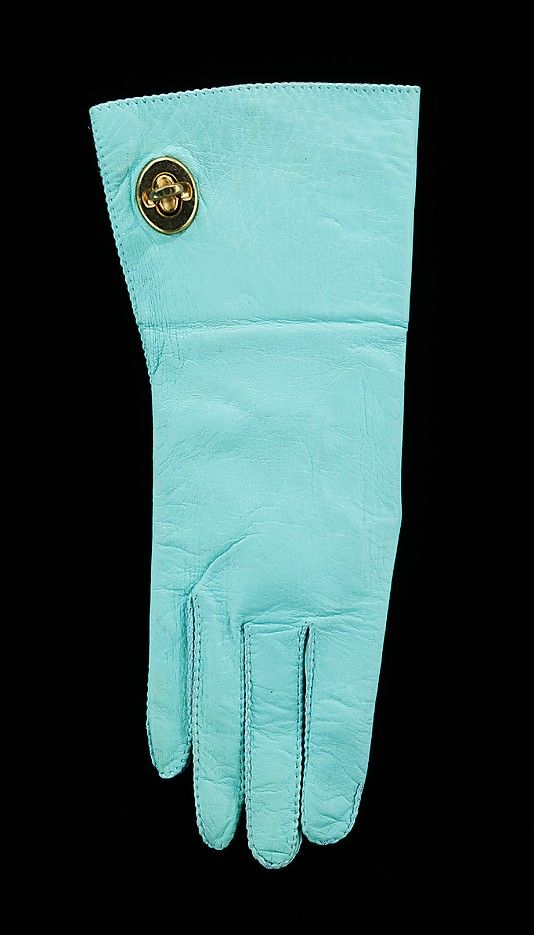 Manufacturer: Crescendoe Gloves, Inc. (American) Date: 1970–74