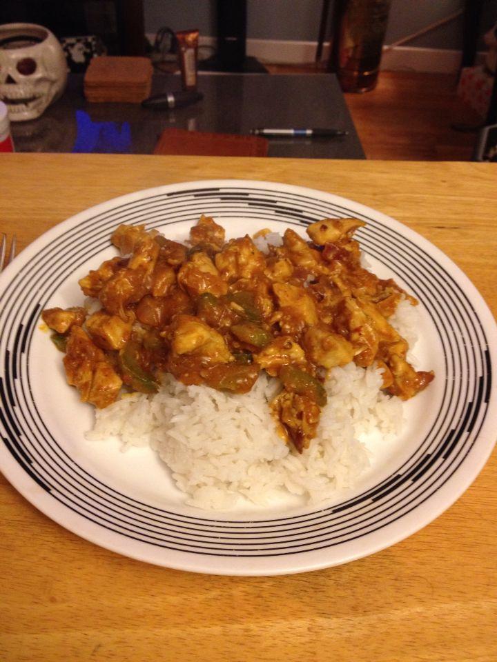 Chicken Korma:)