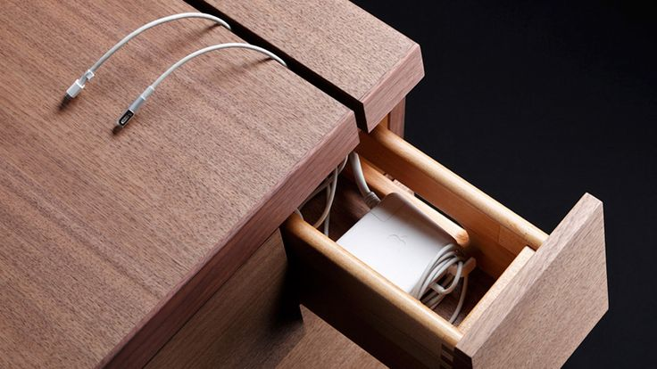 A Better Desk Design Lets You Access Multiple Drawers At Once