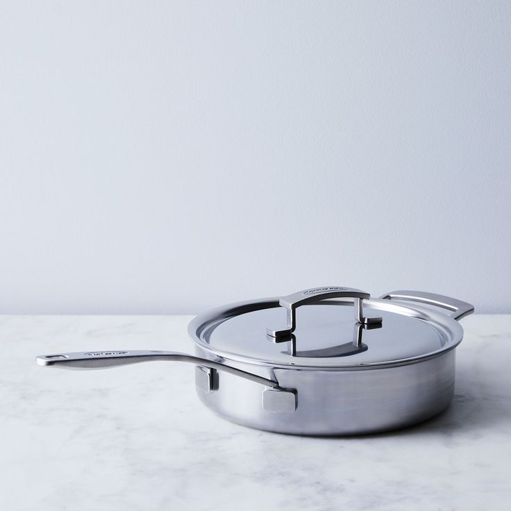 Demeyere Industry 5-Ply Sauté Pan, 3QT on Food52