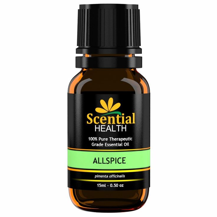 Scential Health AllSpice Essential Oil 15ml (.5oz) 100% Certified Pure Therapeutic Grade Essential Oil With No Fillers, Bases or Additives AND ZERO Carrier Oils *** Review more details here : aromatherapy essential oils