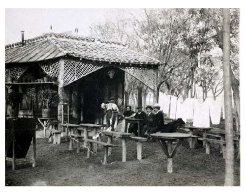 Merendero Tìa Manuela en arganzuela,  1934