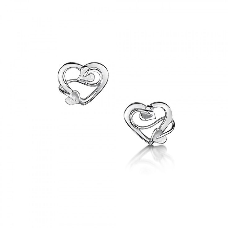 At Gifts & Collectables we stock a wonderful range of the New Glenna Jewellery range including the Sweetheart Stud Earrings- Same day despatch before 3.30pm