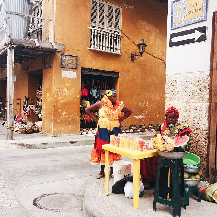 Travel Guide to Cartagena, Colombia