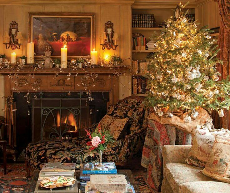 Christmas Interiors 357 best old house christmas images on pinterest | victorian