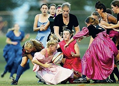 Prom rugby