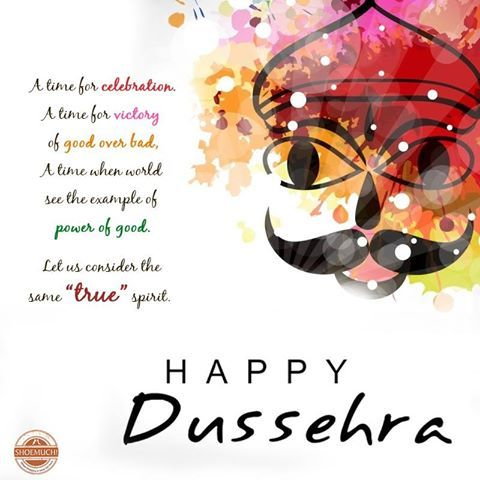Wishing you all a very happy and prosperous Dussehra!  #HappyDussehra #Greetings #ShoeMuch