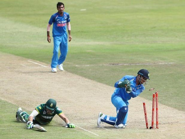 'Dhoni Should Be Credited For Half Of Chahal Kuldeep's Wickets' Sports