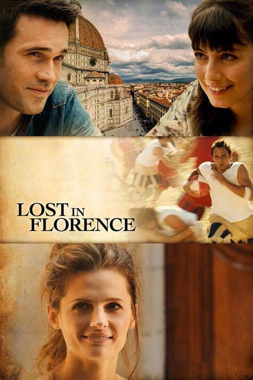 Lost in Florence (2017) Full Movie Streaming HD