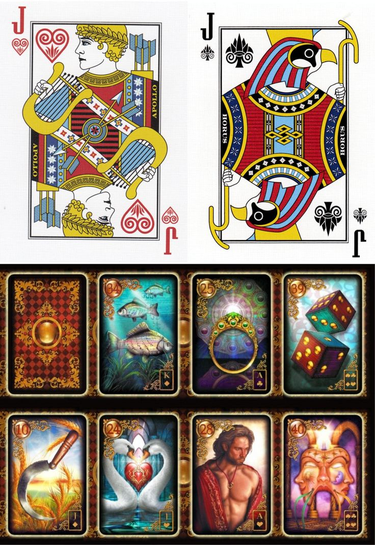 The Room Mobile Game Tarot
