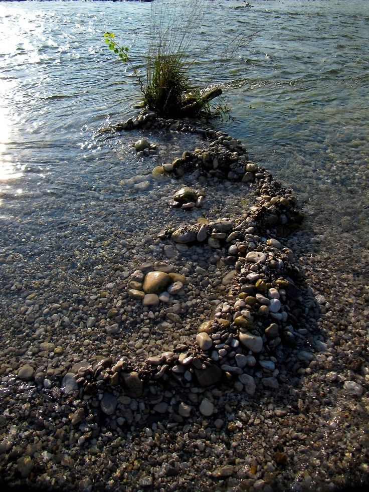 """""""rocks in the river"""" by gianalbertoliv   Redbubble"""