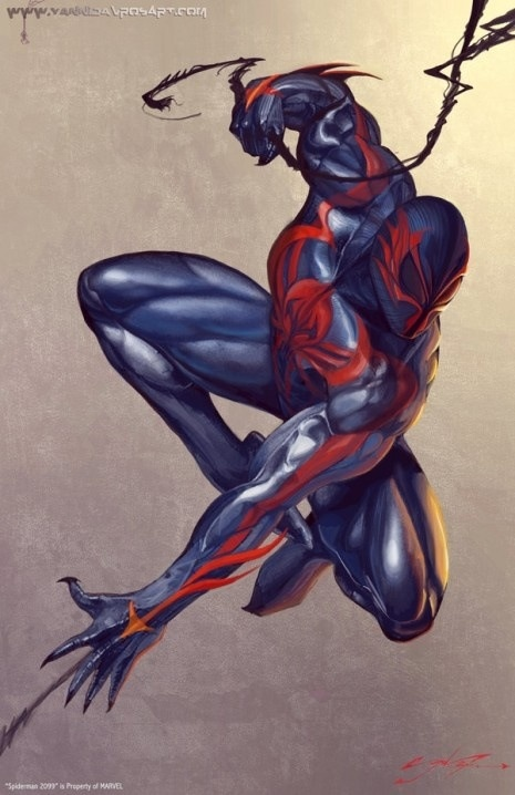 #spidey in the future