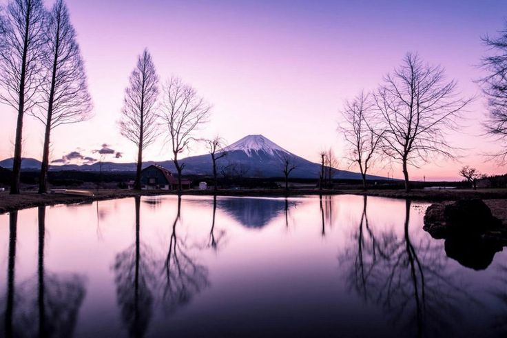 Idyllic Landscape Photographs Depict Tranquil Japan