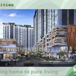Akasa BSD Apartment Commercial Area #akasapureliving