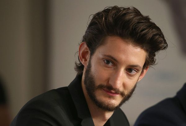 """Pierre Niney Photos - """"Inside Out"""" Press Conference - The 68th Annual Cannes Film Festival - Zimbio"""
