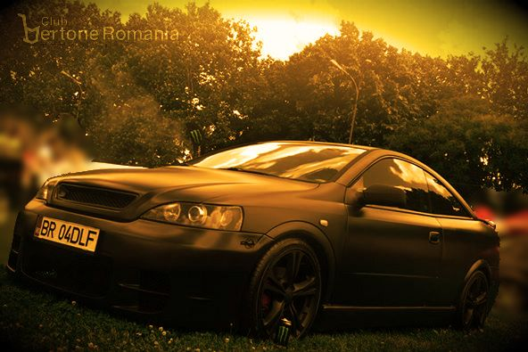 Astra G Coupe #Fury #opel