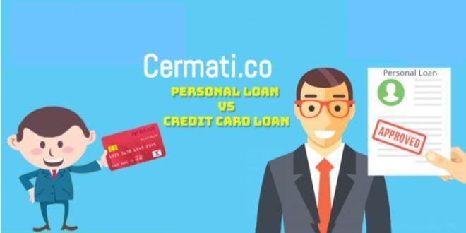 kredit dengan kartu kredit