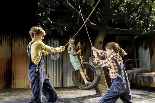 ~ Theatre review ~ A tough act to follow - To Kill A Mockingbird: http://newlifemagazines.tumblr.com/post/108723806075/lost-dog-leads-the-way #locallife #Chichester #Sussex #theatre #onstage #review