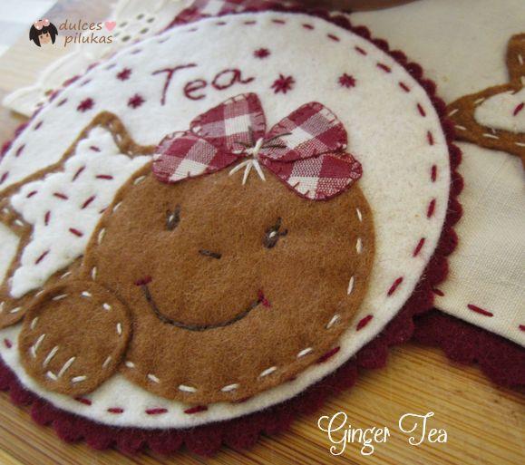 Hace unos días os enseñé el mug rug o mantelito de este nuevo taller online Ginger Tea. Por cierto, estaba deseando acabarlo ya que ...