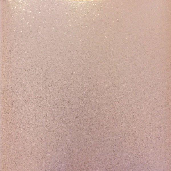 Uni roze met zilveren glitters