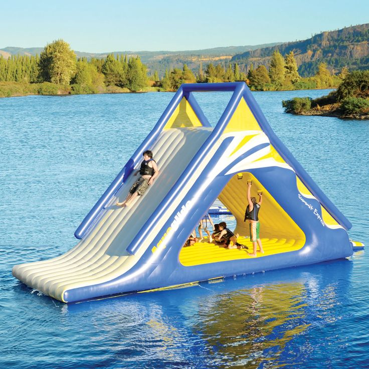 Awesome, that's what this is!  Can we get this for the lake?