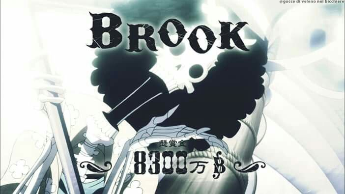 OnePiece,Brook