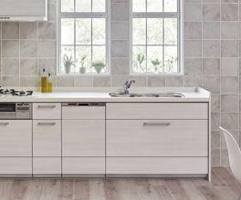 LIXIL | キッチン | リシェルSI | 施工イメージ | PLAN3
