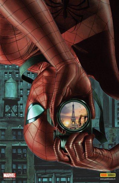 Spiderman is watching #Spiderman #Marvel