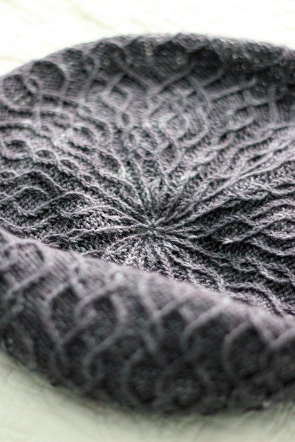 beautiful knitted texture knit by Owlish pattern: Flavia by Beth Kling warm...