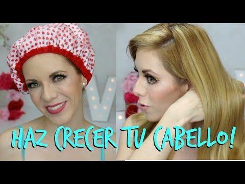 HAZ CRECER TU CABELLO CON ESTA MASCARILLA! Paola Herrera - YouTube