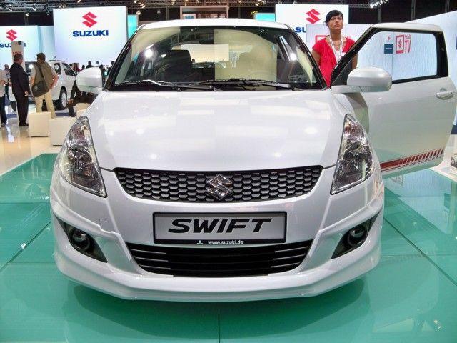 front 2015 suzuki swift sporty white #2015SuzukiSwiftSporty #Car #Autos #Review #Suzuki #car2015 #Swift #Sporty #White
