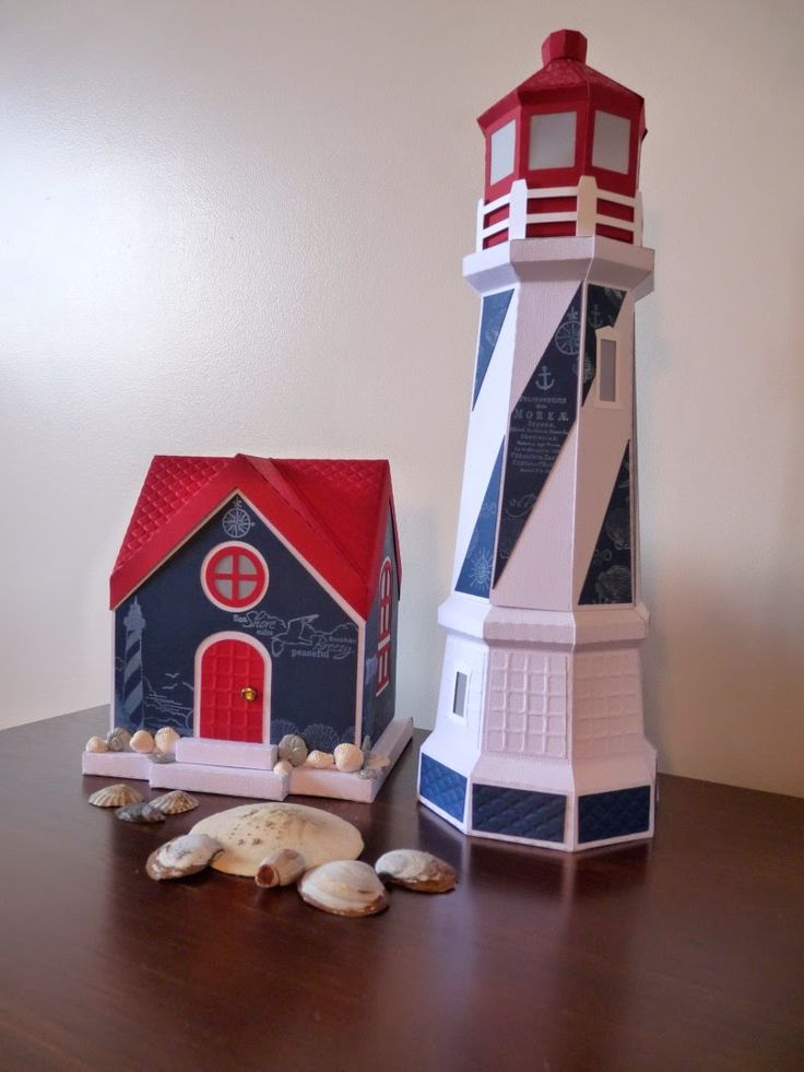 277 best images about lighthouse on pinterest for 3d paper lighthouse template