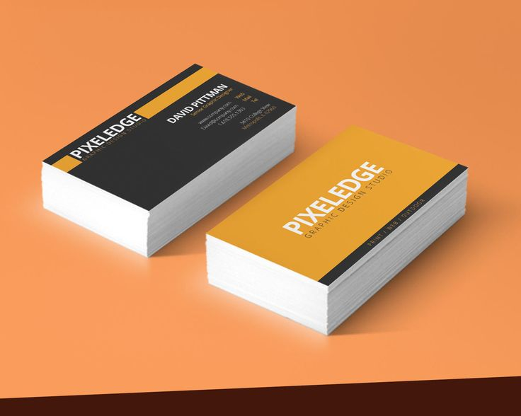 Express Business Card Design by AnasRahmoun - 80674