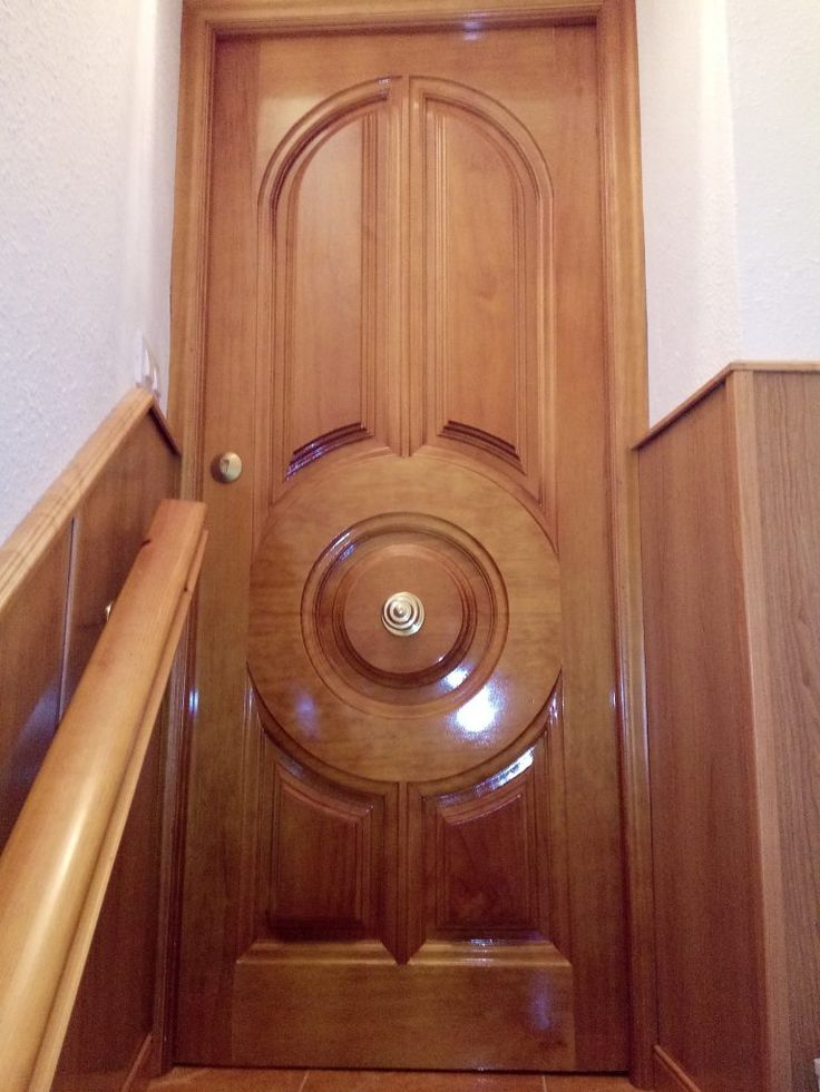 Portónes de madera.